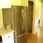 Stainless Fridge