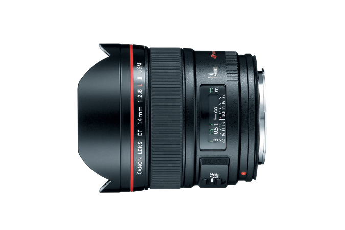 Canon 14mm Lens
